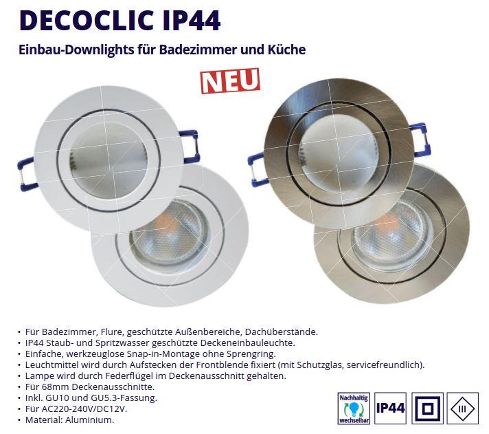 Decoclic IP44