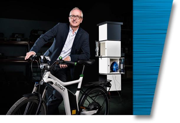 E-Bike Elektromobilität bei Völmle & Rickert