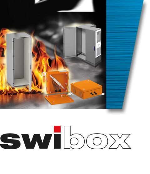 swibox - Sichere Gehäusetechnik